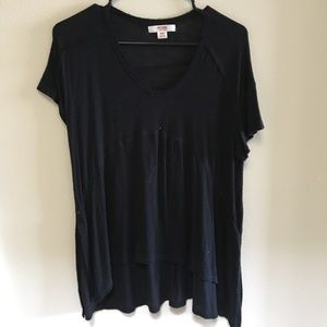 Mossimo black shirt